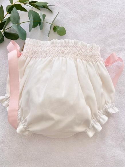 Ranita viella en rosa bebé