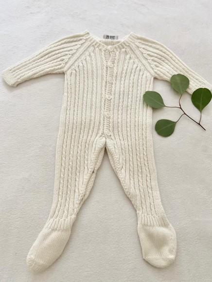 Prematuro Elena en algodón ecológico